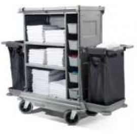 NKT22FF NUMATIC FLEXI FRONT HOUSEKEEPING TROLLEY