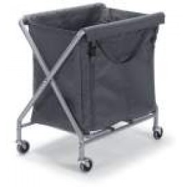 NX1501 NUMATIC 150LT LAUNDRY / SCISSOR TROLLEY