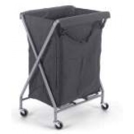 NX2401 NUMATIC 240LT LAUNDRY / SCISSOR TROLLEY