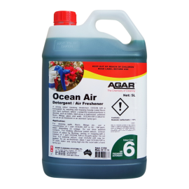 OCE5 AGAR OCEAN AIR - AIR FRESHENER DETERGENT 5LT
