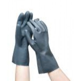 R-30 OATES CHEMICAL & ACID RESISTANT GLOVES SHORT 300MM