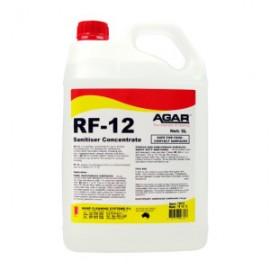 RFA5 AGAR RF-12 - NO RINSE SANITISER 5LT