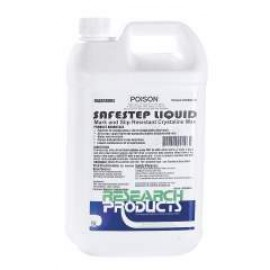 660015A RESEARCH SAFESTEP LIQUID - MARK AND SLIP RESISTANT CRYSTALINE WAX 5LT