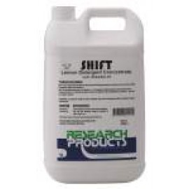 492015A RESEARCH SHIFT - LEMON DETERGENT CONCENTRATE 5LT