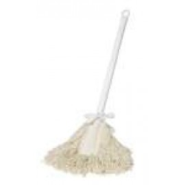 SM-261 OATES COTTON HAND DUST MOP 450MM COMPLETE