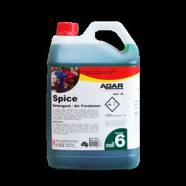 SPI5 AGAR SPICE - AIR FRESHENER DETERGENT 5LT