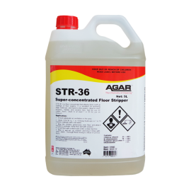 STR5 AGAR STR-36 - FLOOR STRIPPER 5LT