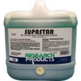 35015 RESEARCH SUPASTAR - ALL SURFACE SAFE, NEUTRAL FLOOR CLEANER 15LT