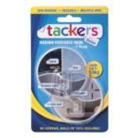 TH-002 OATES TACKERS MED REUSABLE HOOKS 2PK