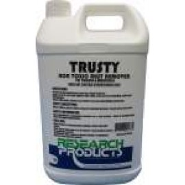 219015A RESEARCH TRUSTY - NON TOXIC RUST REMOVER 5LT