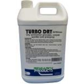180015A RESEARCH TURBO DRY SOIL RELEASE - DRY EXTRACTION PROCESS CARPET SPOTTER AND PRESPRAY 5LT