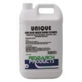 51015A RESEARCH UNIQUE - NON ACID WASHROOM CLEANER, SAFE ON ALL SURFACES 5LT