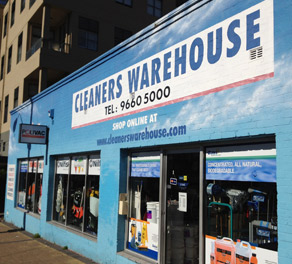 Contact Cleaners Warehouse